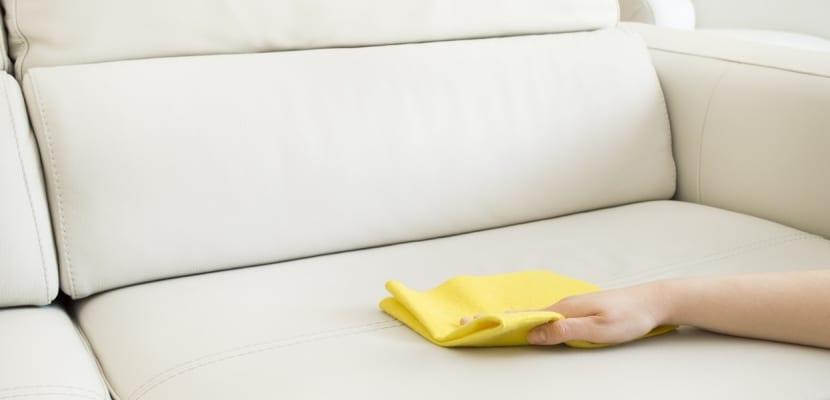 Limpieza sofa