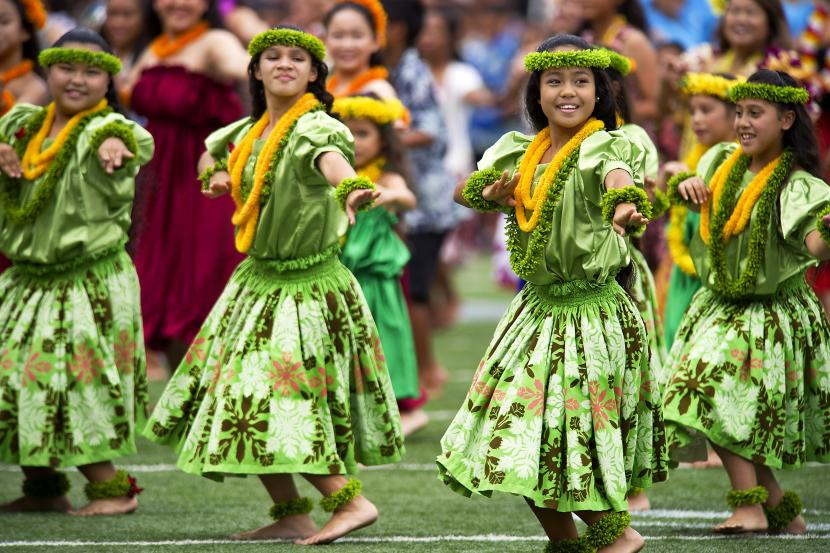 danza tradicional hawaiana