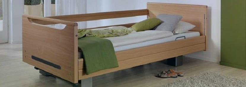 Historia de las camas articuladas