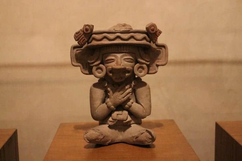Figura cultura zapoteca