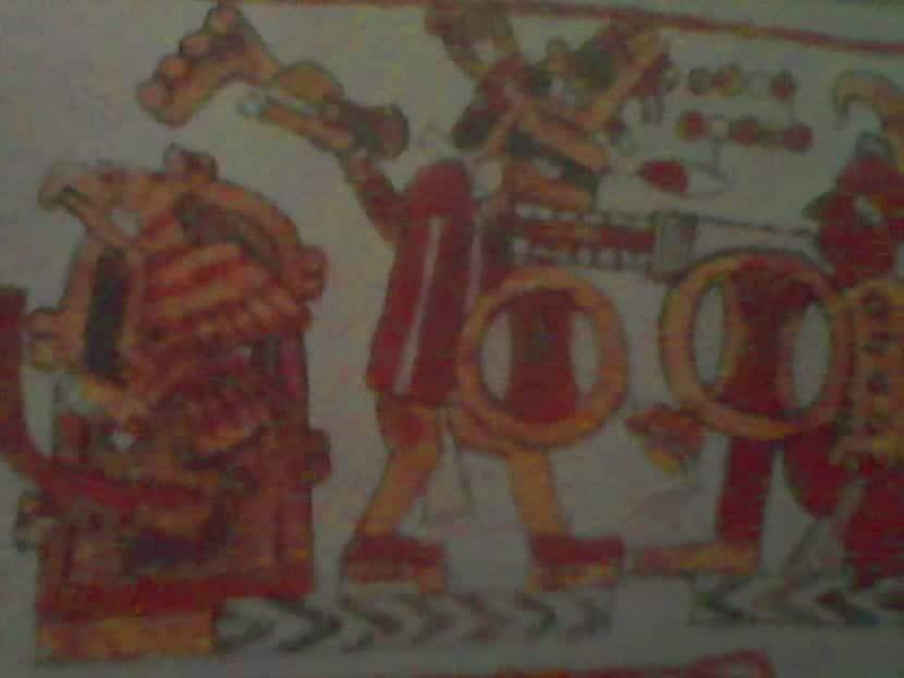 Pinturas zapotecas