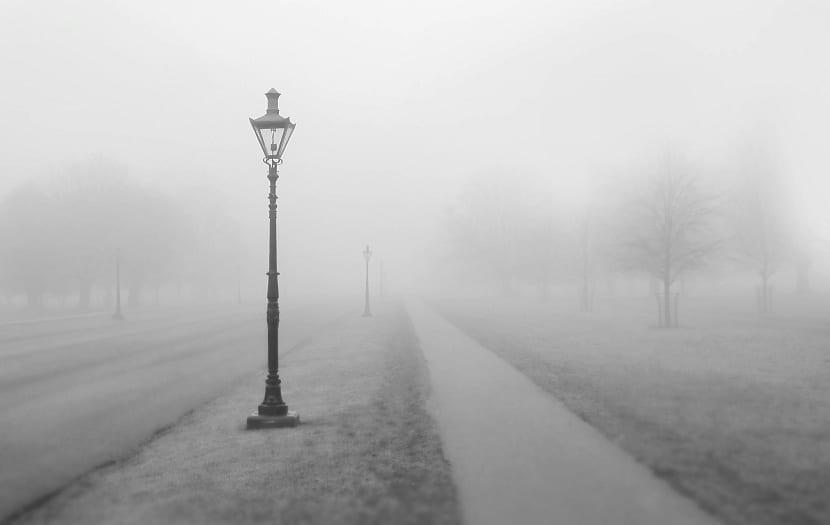 la niebla puede ser peligrosa