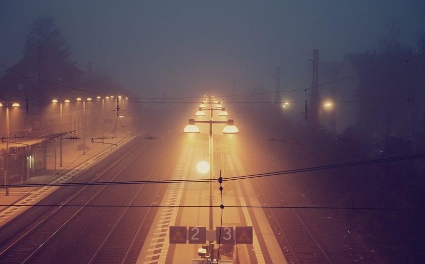 la niebla necesita de núcleos de condensación