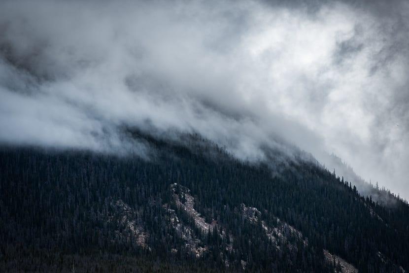 que es la niebla y sus mecanismos de formación